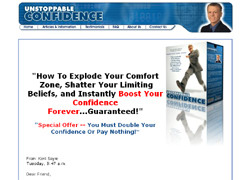 Unstoppable Confidence:Unleash Natural Confidence Within