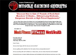 Muscle Gaining Secrets: The Hardgainers Guide to Getting Big and Ripped