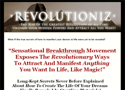 Revolutioniz: Harness The Hidden Laws Of The Universe