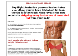 The Fat Loss Bible
