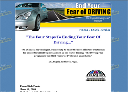End Your Fear Of Driving