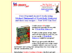 Lose Weight - 6 Week Body Makeover