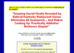 Barbecue Secrets Revealed!