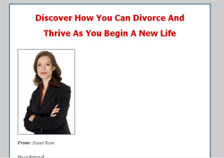 Breakthrough Divorce And Child Custody Strategies For Women