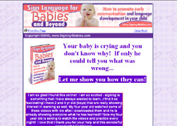 Sign Language for Babies and Beyond