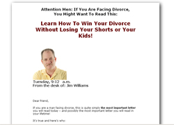 Insider Secrets and Strategies That Men Must Know to Win Their Divorce