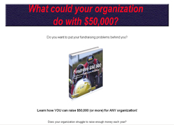 Fundraise $50,000