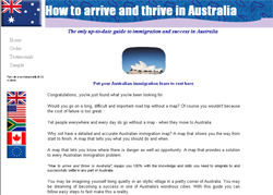 How to arrive and thrive in Australia