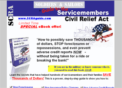 Soldiers' & Sailors' Guide to the Servicemembers Civil Relief Act (SCRA)