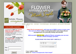 Flower Arrangements Made Simple
