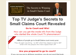 Guide To Small Claims Court
