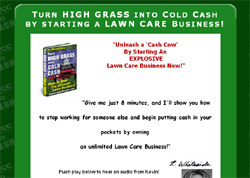 How YOU Can Turn High Grass Into Cold Cash