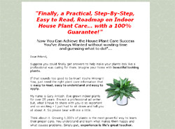 Indoor House Plant Secrets