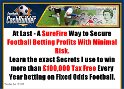Football Cashbuilder