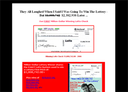How I Won $1,008,742 on the Lottery