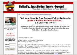 Texas Hold'em Secrets Exposed!