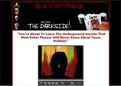 Black Hat Poker Coaching Program