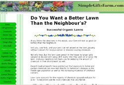 Successful Organic Lawns