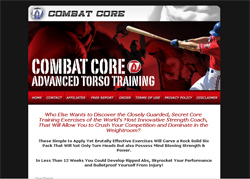 Combat Core: Advanced Torso Training For Explosive Strength And Power