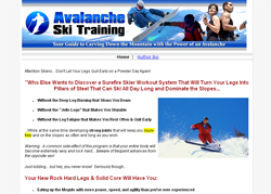 Avalanche Ski Training: Your Guide to Carving Down the Mountain with the Power of an Avalanche