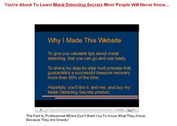 Metal Detecting As A Hobby