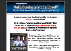 Info Products Made Easy!