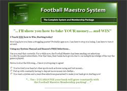 Football Maestro System