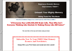 Mighty Memory Master Manual