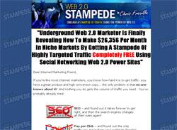 Web 2.0 Stampede