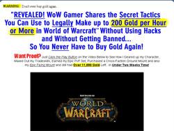 Gold Secrets for World of Warcraft