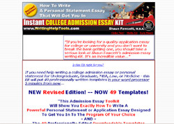 Buyers Guide To Online Writing Services for College Admission Essays and Recommendation Letters