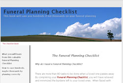 The Funeral Planning Checklist