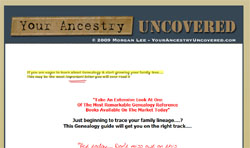 Your Ancestry Uncovered