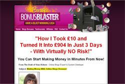 Bingo Bonus Blaster