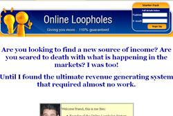 Online Loopholes