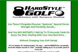 HardStyle Golf Conditioning