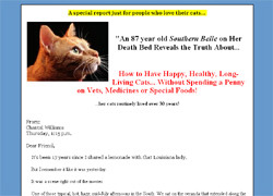 Cat Health Secrets