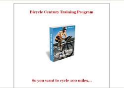 Cycle A Century Training Program