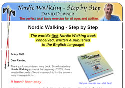 Nordic Walking Step by Step