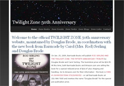 Rod Serling and the Twilight Zone: The Fiftieth Anniversary Tribute