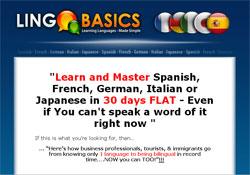 LingoBasics: Learning Languages - Made Simple