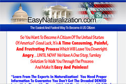 Easy Naturalization: The Easiest And Fastest Way To Become A US Citizen