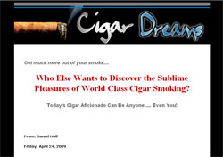 Cigar Dreams