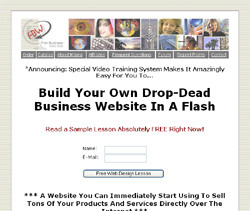 How To Create Your First Business Web Site In 10 Days!