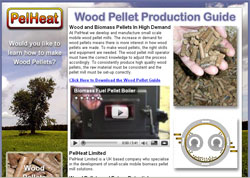 Wood Pellet Production Guide