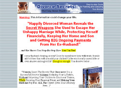 Divorce Secrets: What Every Woman Should Know!