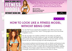 How To Look Like A Fitness Model, Without Being One