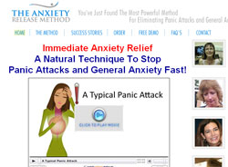 The Anxiety Release Method