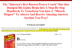 Prayer Cookbook For Busy People: 222 Golden Key Prayers To Open Heaven's Back Door