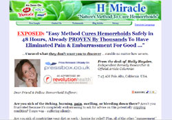 H Miracle: The #1 Alternative Solution for Eliminating Piles